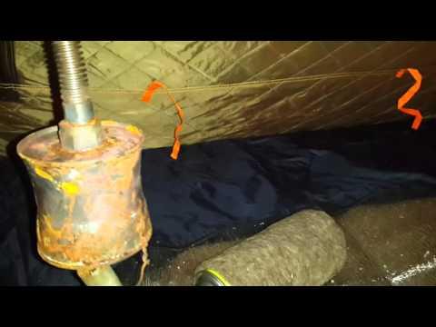 Зимняя палатка с утеплителем и ее отопление