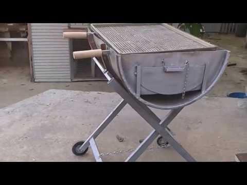 Ringhiere cancello ferro battuto fai da te alto design for Barbecue fai da te in ferro
