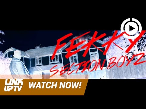 Fekky Ft Section Boyz - Mad Ting, Sad Ting (Official Video) @FekkyOfficia | Link Up TV