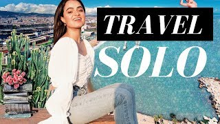 TIPS ON BOOKING YOUR FIRST SOLO TRAVEL