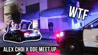 ALEX CHOI x DDE MEET UP GONE INSANE! *wtf*
