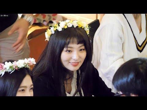 171123 레드벨벳 (Red Velvet) 팬사인회 [슬기] Seulgi Focus 직캠 Fancam (여의도IFC몰) by Mera