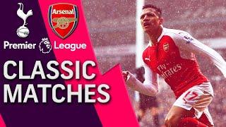 Tottenham v. Arsenal   PREMIER LEAGUE CLASSIC MATCH   3/5/16   NBC Sports