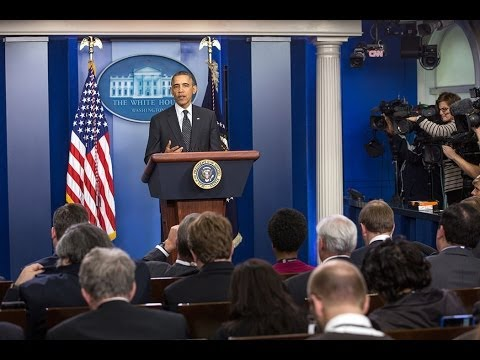 President Obama Speaks on Senate Efforts to Confirm Presidential Nominees