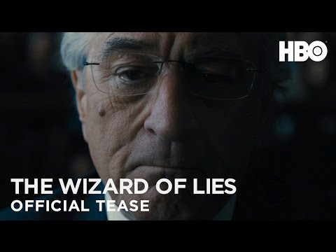 The Wizard of Lies'