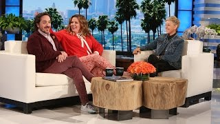 Melissa McCarthy and Ben Falcone Spill Relationship Secrets
