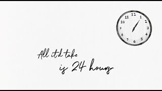 Shawn Mendes - 24 Hours (Lyric Video)