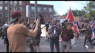 Trump equviocates white supremacists and counter-protesters