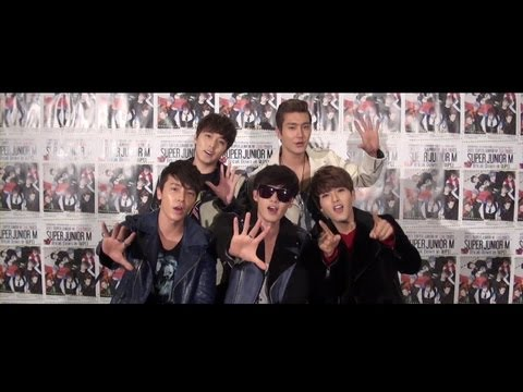 Super Junior_YouTube APOP 'STAR WEEK' Google+ SUPER HANGOUT EVENT