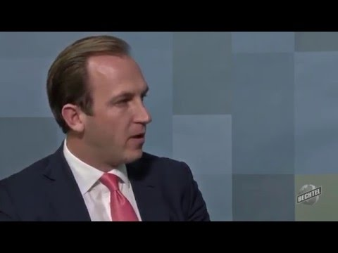 Bechtel regional president, Africa, Andrew Patterson, discusses rethinking bankability for African infrastructure projects. To learn more visit: http://bit.ly/23xHUVL