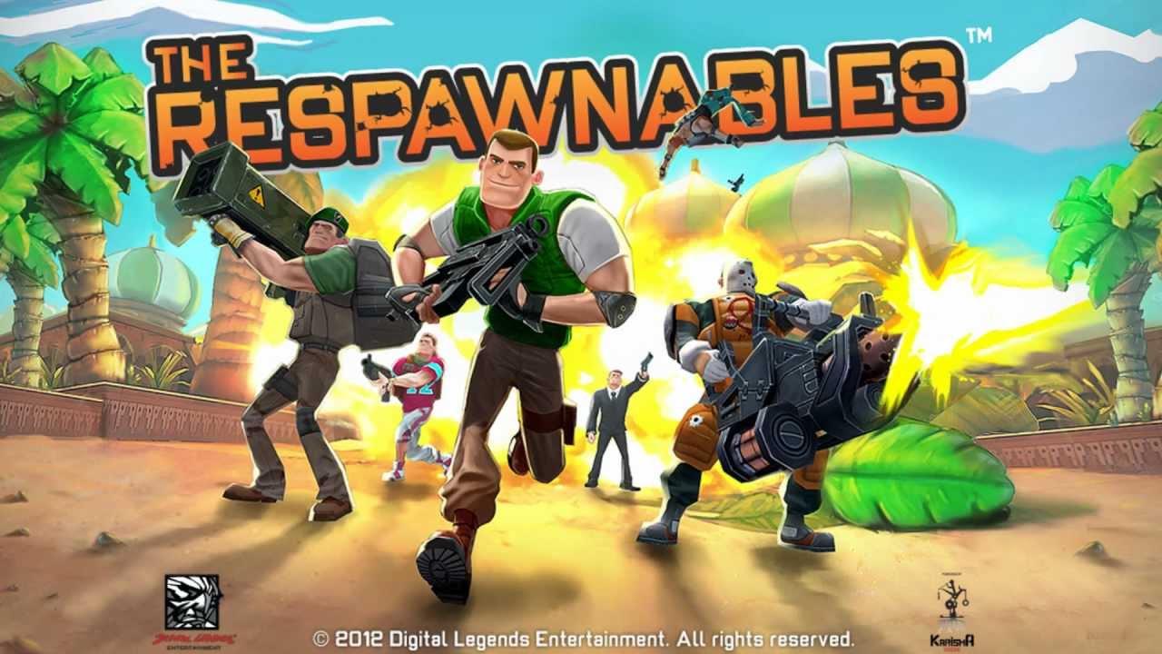 Играй Respawnables — FPS Коммандос Спецна́з На ПК 2