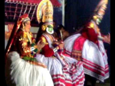 Dushasanavadham Kathakali 2
