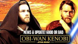 Star Wars! Obi Wan Kenobi Movie News & More! (Star Wars News)