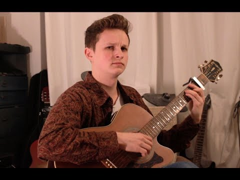 when you're a classical guitarist but you listened to hip hop once