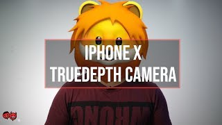 iPhone X TrueDepth Camera | 4 Cool Things To Do With It!