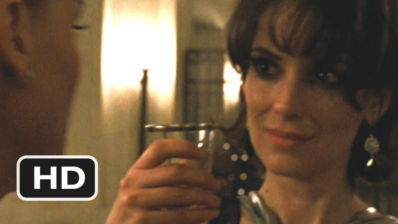 There's a scene [in the 1990 film Welcom by Winona Ryder ...