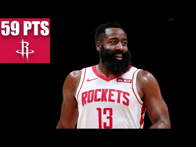 NBA/哈登6顆三分球砍36分 火箭輕取「菜鳥兵團」勇士