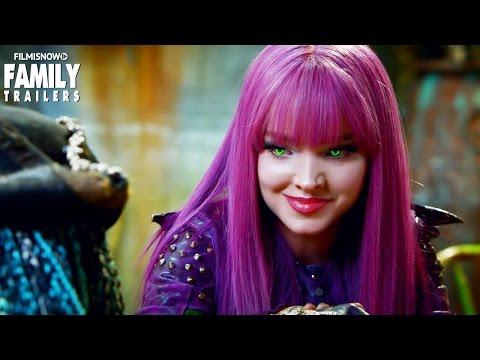 Disney's Descendants 2 | UMA vs MAL in all new clip!