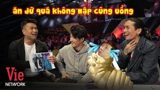 Bộ 3 BB Trần-Cậu Bé Bỉnh-Anh Voi Biển Lập Hội Nói Xấu 'Đuông Dừa' Trấn Thành l BTS Người Bí Ẩn #10