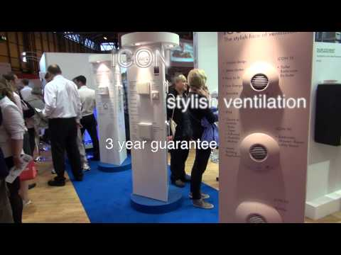 Airflow Grand Designs Live 2013 Overview