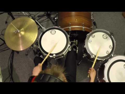"Big Fat Snare Drum 13"" Snare-Bourine-Donut"