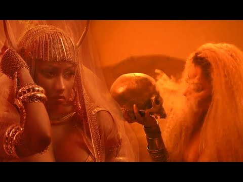 Nicky Minaj GANJA Decoded! What you're about to see is an Ancient DIVINATION RITUAL she Practices