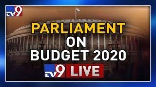 Parliament LIVE- Union Budget Session 2020..