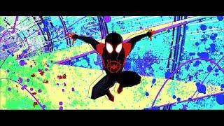 Super collider fight 1/2 (Spider-Man Into the Spider-Verse)
