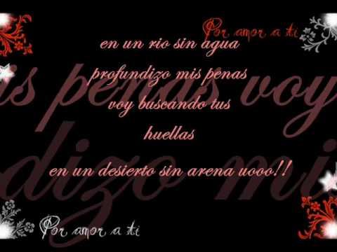 Rakim y Ken-y - Por Amor A Ti Con Letra★Bachata 2010★[The Royalty: Special Edition]