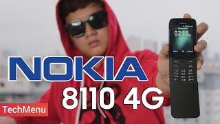 Mở hộp Nokia 8110 4G: