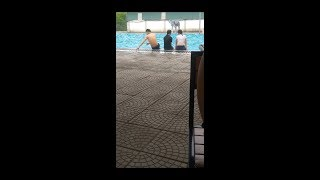 Quay lén nữ sinh tắm . Filmning a female student bathing