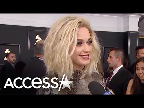 Grammys 2017: Katy Perry On The Meaning Behind 'Chained To The Rhythm' | Access Hollywood