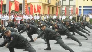 Võ Tổng Hợp - Lực Lượng Cảnh Sát Cơ  Động Công An TP Hà Nội