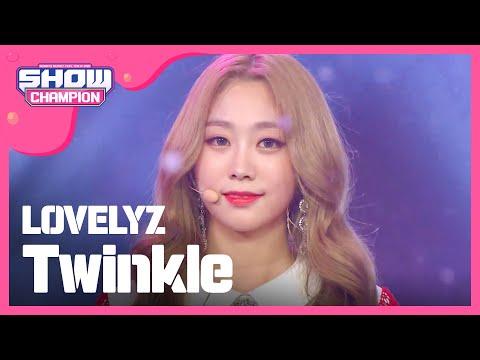 Show Champion EP.253 LOVELYZ - Twinkle [ 러블리즈 - 인트로 + 종소리]