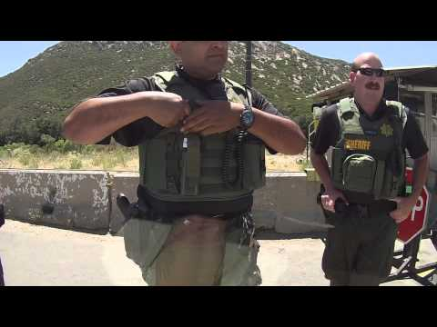 DHS Inland Checkpoint Search and Seizure - Campo Border ...