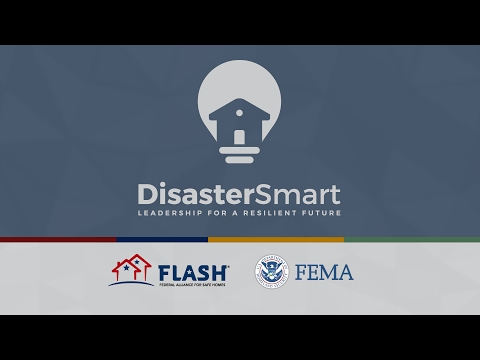 Become a DisasterSmart Leader