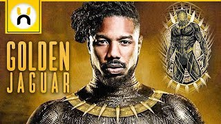 The Golden Jaguar Suit Explained | Black Panther
