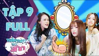 """Thần tượng tuổi 300 sitcom   Tập 9 full: Han Sara, Linh Đan, Kim Anh quyết hi sinh vì """"gương thần"""""""