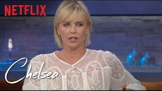 Charlize Theron's Boobs Hurt | Chelsea | Netflix