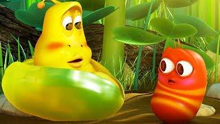 ЛАРВА - 약간의 라르 바 | 만화 영화 | 어린이 만화 | 공식 대리인 Videos For Kids