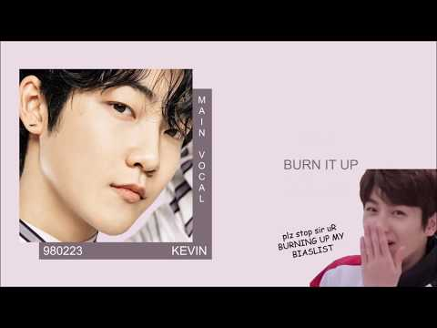THE BOYZ (더보이즈) - GIDDY UP  (Color coded HAN/ROM/ENG Lyrics/가사)