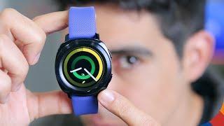 ESTE RELOJ ME TIENE DANDO VUELTAS!! Samsung Gear Sport