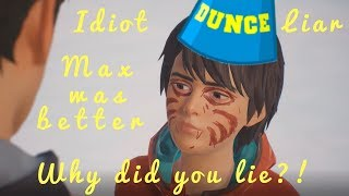 WHY DIDN'T YOU TELL HIM?! | Life is Strange Ep 2 Finale