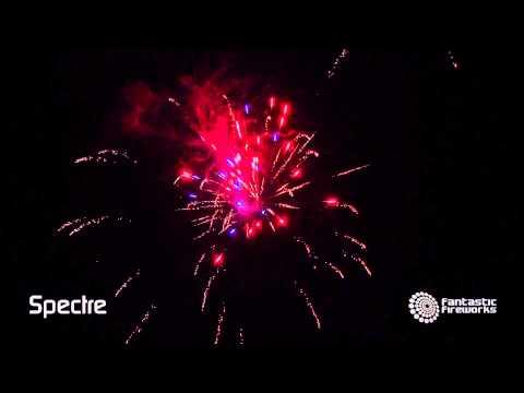 Fantastic Fireworks Spectre - 25 shot barrage