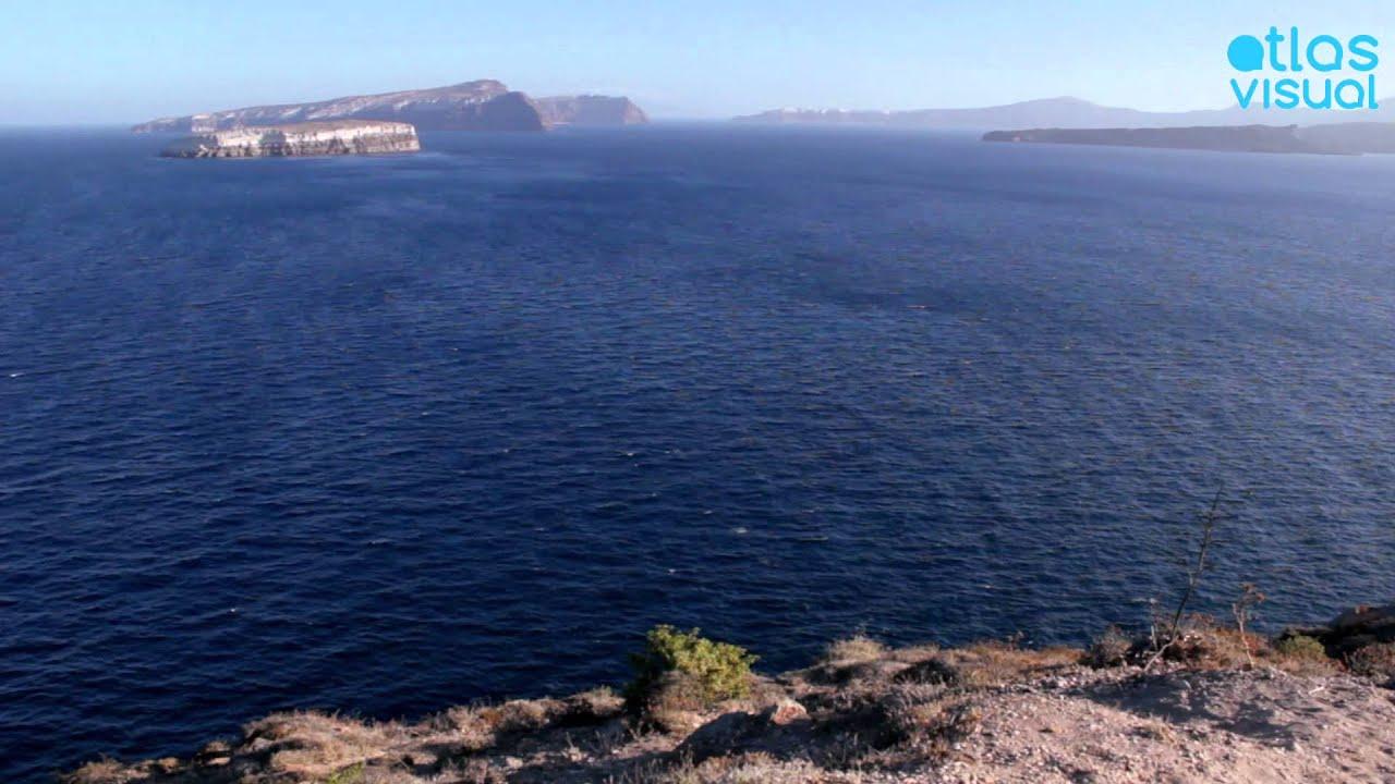 Lighthouse Akrotiri Santorini