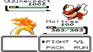 Pokemon Gold / Silver / Crystal Wi-Fi Battle #11 That 2nd Gen Weather