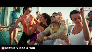 || one bottle down Yo Yo Honey Singh rap song || status video WhatsApp status video