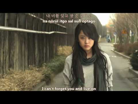 Yesung-It has to be You[eng subs+romanji+hangul]