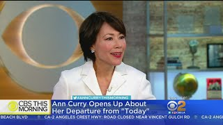 Ann Curry 'Not Surprised By Matt Lauer Scandal In First TV Interview