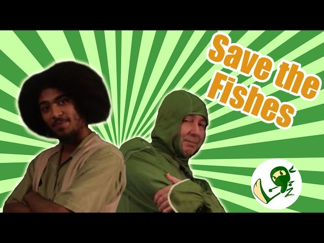 Save the Fishes: The bottle-stopping rap that'll get your heads bobbing!